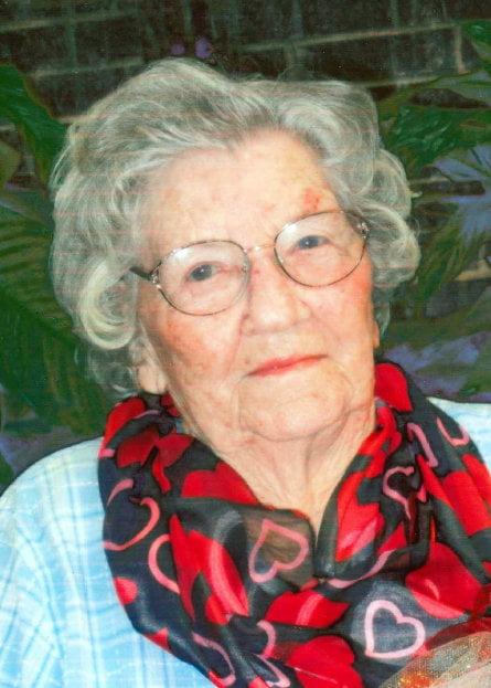Louise Ingalsbe