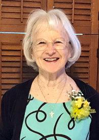 Shirley Jane Martin