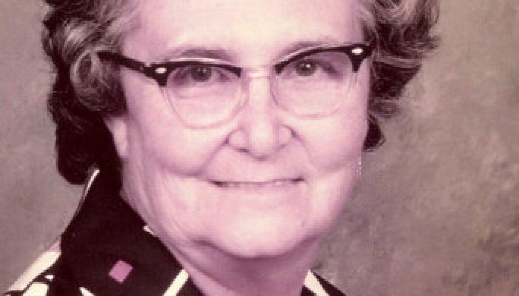 Mabel Louise Wilson