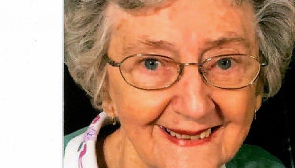 Joan Violet Woods