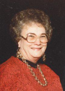Lorene Mary Copeland