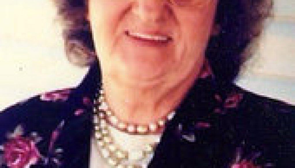 Ruby Maxine Driscoll Johnson