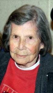 Edith Evelyn Uphaus