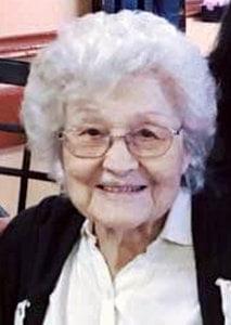 Ruby Belle Mushrush Ehrhart